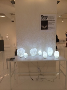 Art Gallery at the 3D Printshow NYC 2014