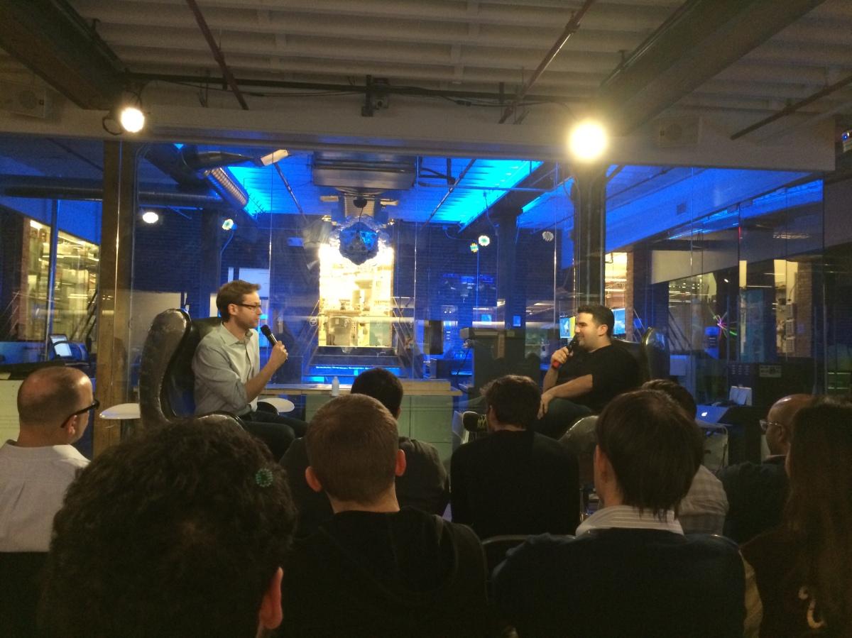 Matt Turck interviews Ben Kaufman Quirky Founder