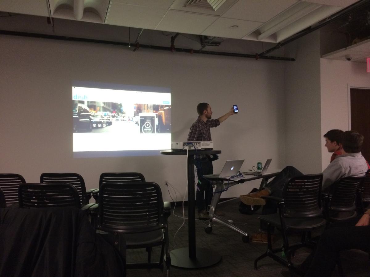Brian Langel Co-Founder Dash Labs Presents