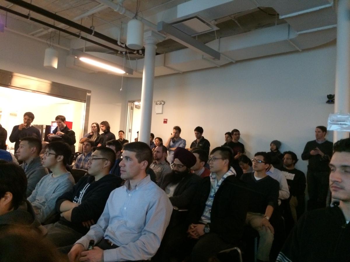 NY Hardware Meetup March 2014