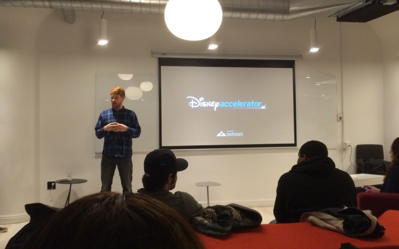 Disney Accelerator Info Session - New York Techstars WeWork