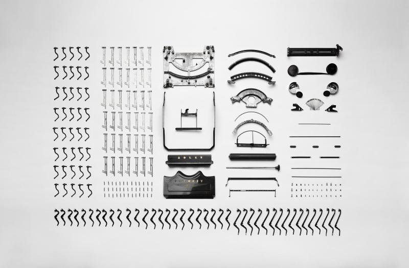 typewriter-apart