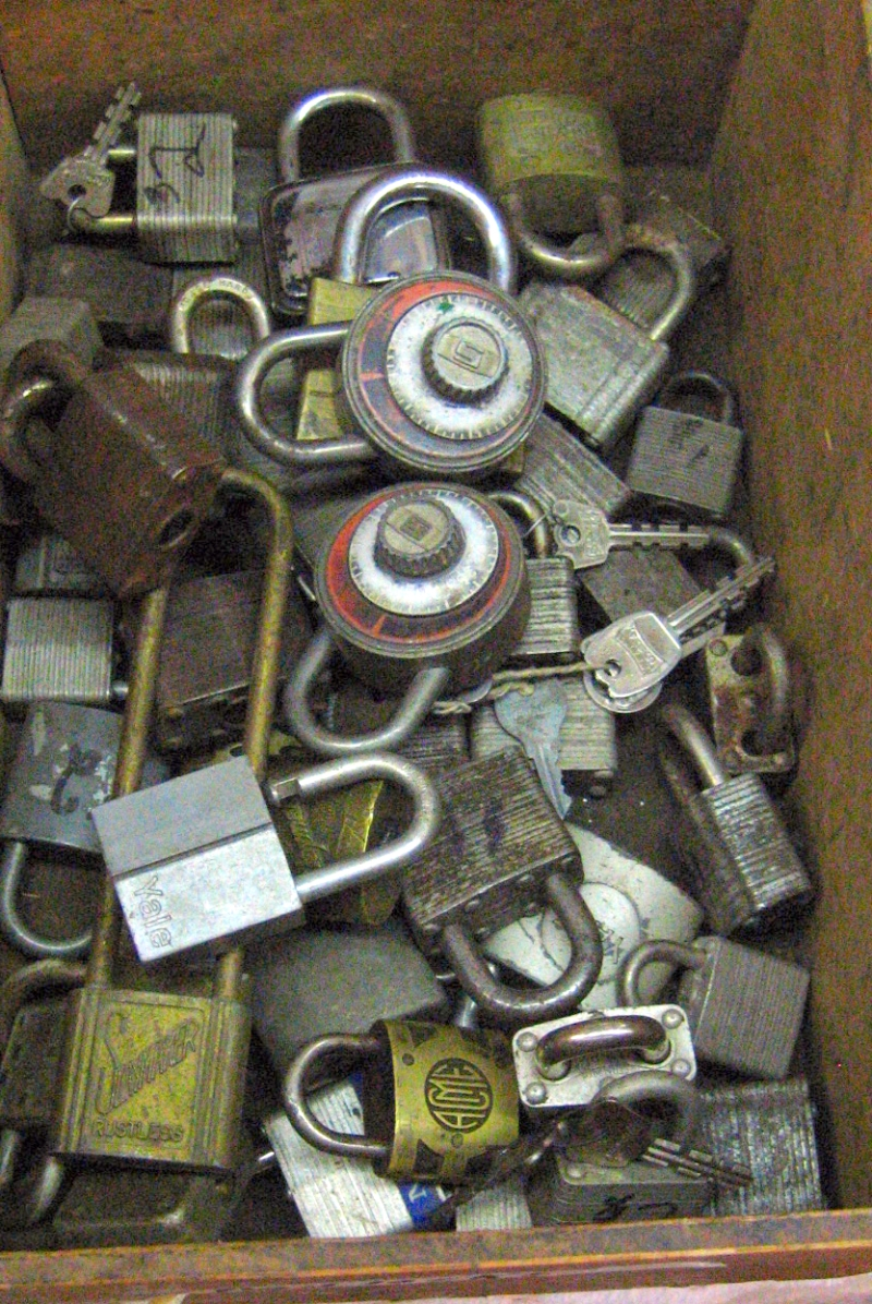 Locks In a Box
