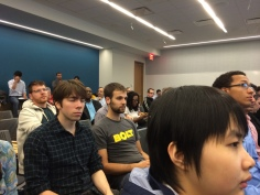 The Crowd at the NY Hardware Meetup