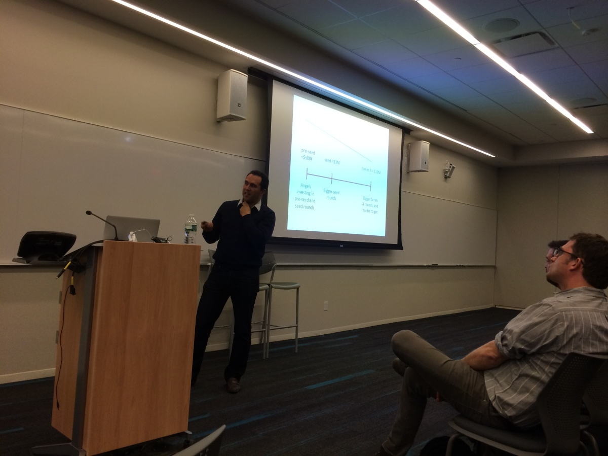 Hardware Meetup Organizer Haytham Elhawary Talks About Changes in VC's and Angel Investing