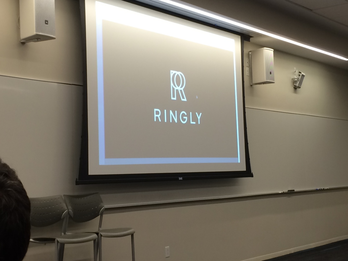 Christina Mercando, founder of Ringly Presents